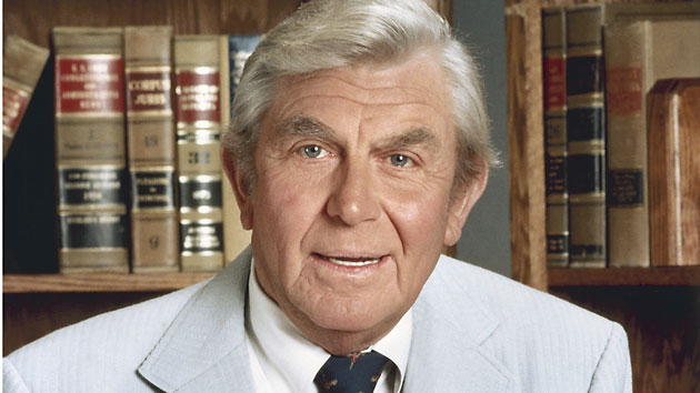 The late Andy Griffith (Photo: NBC/Getty Images)