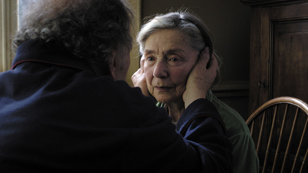 Emmanuelle Riva in 'Amour' (Photo: Darius Khondji/Sony Pictures Classics)