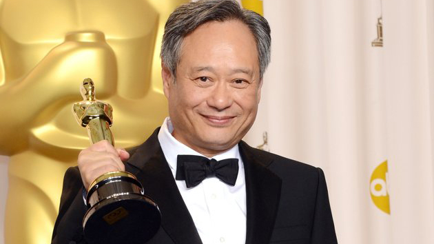 Best Director winner Ang Lee (Photo: Jason Merritt/Getty Images)