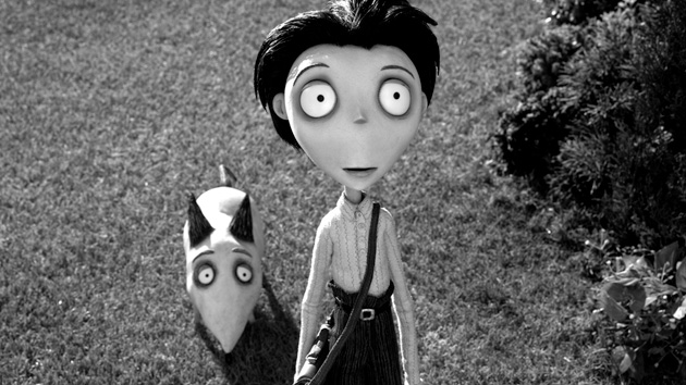 'Frankenweenie' (Photo: Walt Disney Pictures)