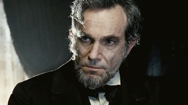 Daniel Day-Lewis in 'Lincoln' (Photo: DreamWorks)