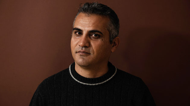 Emad Burnat (Larry Busacca/Getty Images)