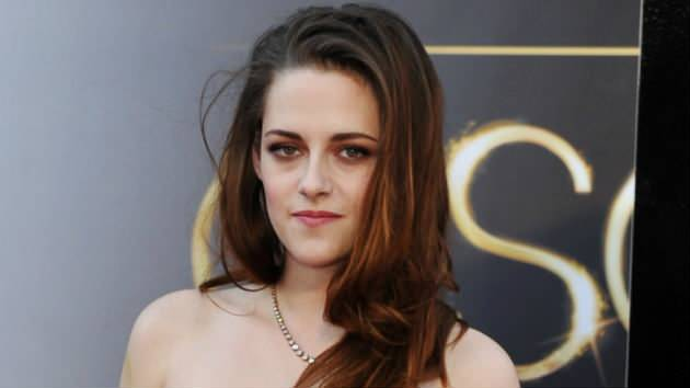 Kristen Stewart at the 2013 Oscars. Photo courtesy of Associated Press.
