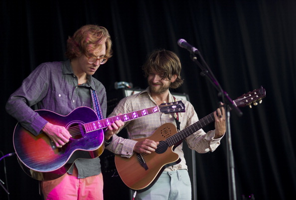Kings of Convenience (Photo: Marc Grimwade)