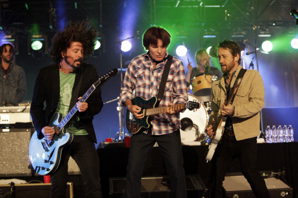 Dave Grohl and the Sound City Players [Photo: Randy Holmes/ABC via Getty Images]