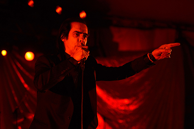 Nick Cave [Photo: Mark Davis/Getty Images for SXSW]