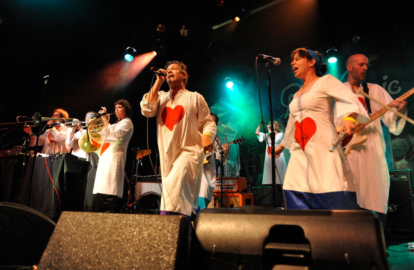 The Polyphonic Spree [Photo: Michael Tullberg/Getty Images]