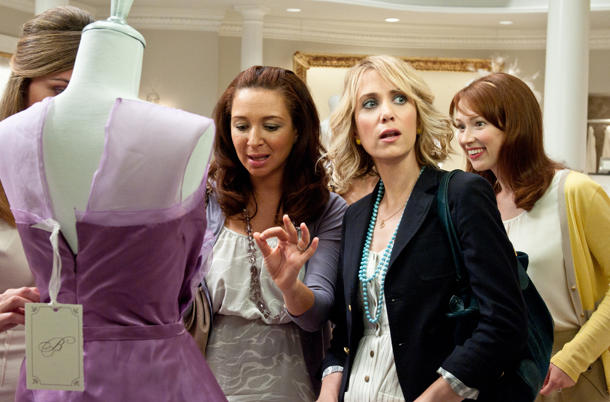 A 'Bridesmaids' Sequel Without Kristen Wiig?