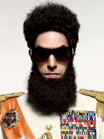 Academy: Sacha Baron Cohen Not 'Banned' From Oscars But 'Dictator' Stunt Unwelcome