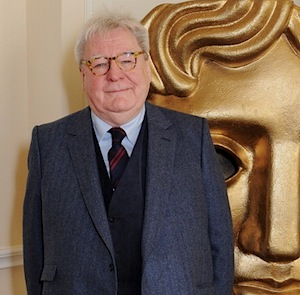 Alan Parker is the 2013 BAFTA Fellowship award. (Photo by Dave M. Benett/Getty Images)