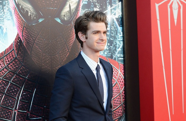 Andrew Garfield, who grew up in England, is the latest incarnation of Spider-Man. (Photo by Jason Merritt/Getty Images)