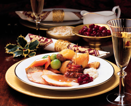 The Christmas Foodie Festival will showcase traditional British holiday foods. (Photo by Britain on View/Visit Britain)
