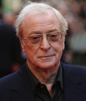 Michael Caine is best known recently for playing Alfred, Batman's butler. (Photo by Ferdaus Shamim/WireImage)
