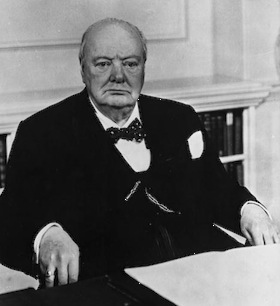 The new test will include more cultural knowledge, including public figures such as Winston Churchill. (Photo by Keystone/Getty Images)