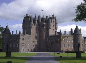 "Glamis Castle in Scotland is the setting for Shakespeare's bloody play ""Macbeth."" (Photo by Rod Edwards/Visit Britain)"
