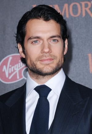 Henry Cavill, from (old) Jersey, will be playing the Man of Steel next year. (Photo by Alberto E. Rodriguez/ Getty Images Entertainment)