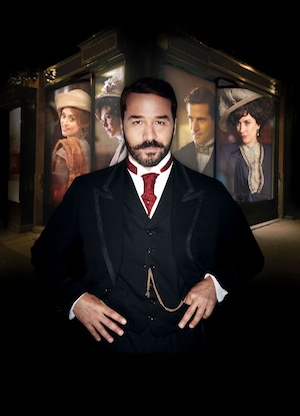 Jeremy Piven as Harry Gordon Selfridge in Mr Selfridge. (Photo courtesy ITV for MASTERPIECE)