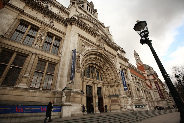 The Victoria and Albert Museum was built to house collections that arose from the Great Exhibition of 1851. (Photo by Peter Macdiarmid/Getty Images)
