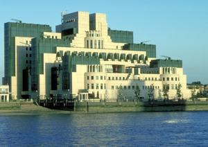 "The MI6 headquarters in ""Skyfall"" are the offices of Britain's real-life Secret Intelligence Service. (Photo by Britain on View/Visit Britain)"