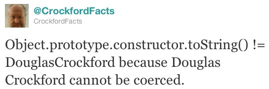Crockford Facts