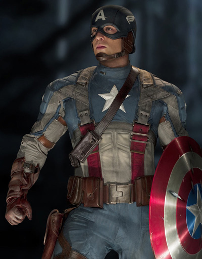 'Captain America' (Photo by Marvel/Paramount Pictures)