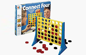 Connect 4: Better go first