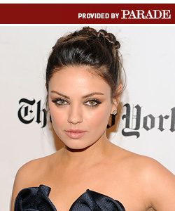 Mila Kunis Talks about Ballet and Natalie