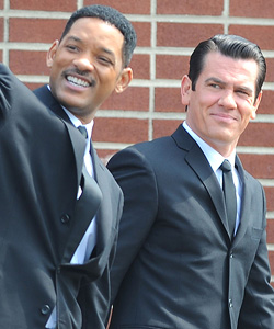Will Smith & Josh Brolin Asadorian-Mejia/Splash