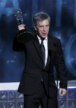 "Emmy-winner and ""DwTS"" host Tom Bergeron"