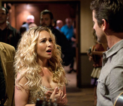 Hayden Panettiere as Juliette Barnes