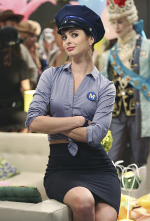 Krysten Ritter talks 'Apt. 23' Halloween costumes and love interests