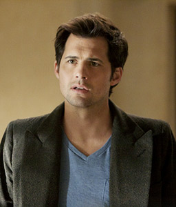 Kristoffer Polaha on 'Ringer' (Michael Desmond/The CW)