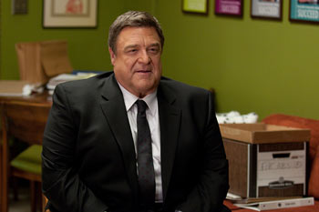 John Goodman lays down the law at Greendale this season (Colleen Hayes/NBC)