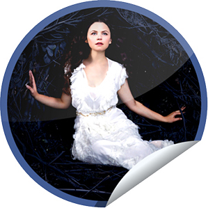 Exclusive 'Once Upon a Time' Sticker From GetGlue and Yahoo! TV