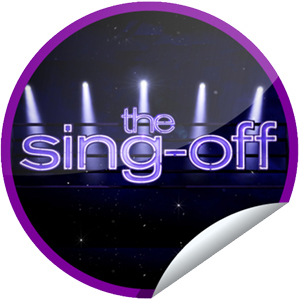 Exclusive 'Sing-Off' Sticker From GetGlue and Yahoo! TV