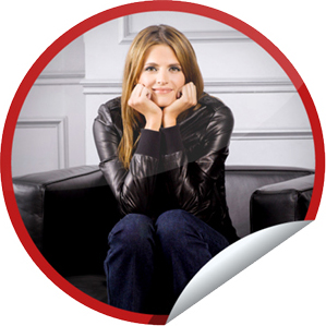 Exclusive 'Castle' Sticker From GetGlue and Yahoo! TV