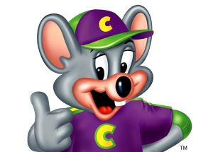 Happy birthday, Chuck E. Cheese