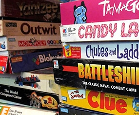 Nebraska professor owns over 1,500 board games