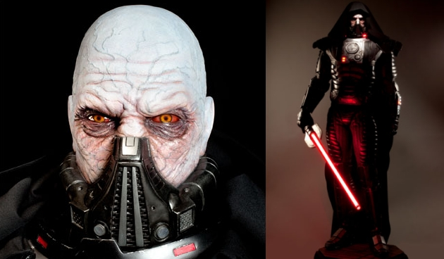 Darth Malgus (Sideshow Collectibles)
