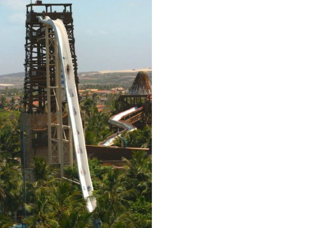 5 of the world's wildest water slides