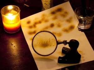 How invisible ink works – and other novelty mysteries
