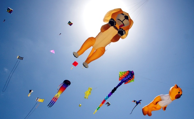 Go fly an extreme kite: Six wind-powered wonders you'll want