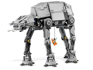 Lucas, Lego renew Star Wars toy deal