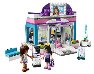 LEGO Friends Butterfly Beauty Shop (Credit: LEGO)