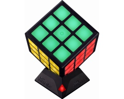 New twists on Rubik's Cube