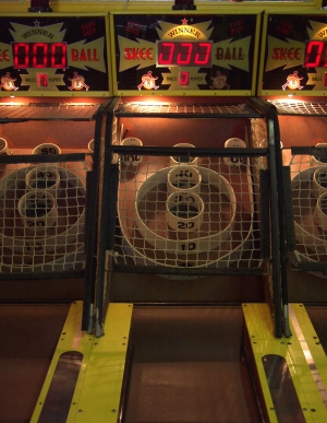 How to become a skeeball master