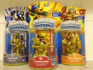 Rare Skylanders figures fetch over $1,200