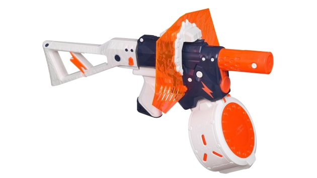 Shoot down the summer heat with these five great water guns