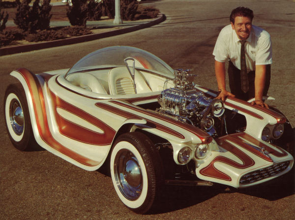 April 4 Big Daddy Ed Roth Remembered