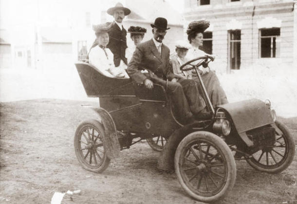 July 15: Ford takes its first customer order on this date in 1903